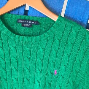 Ralph Lauren Sweater in Large